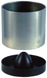 6er  StarVest Muffelsystem aus hitzefestem Edelstahl 6er Ring + Boden | günstig bestellen bei WEBER DENTAL STUTTGART