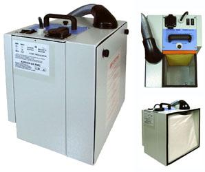 Airbox GS EMC Absaugung mit Micromotor Einschaltautomatik | günstig bestellen bei WEBER DENTAL STUTTGART