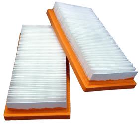 Flachfilterelemente für ATTIX 30 XC, 40 XC, 50 XC, 2 Stück  | günstig bestellen bei WEBER DENTAL STUTTGART