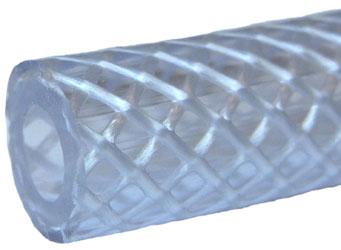 Druckluftschlauch PVC-Gewebe, innen 6 mm, außen 12 mm  | günstig bestellen bei WEBER DENTAL STUTTGART
