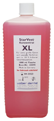 StarVest Konzentrat XL - 500 ml    günstig bestellen bei WEBER DENTAL STUTTGART