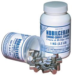 NOBILCERAM - 250 g Dose  | günstig bestellen bei WEBER DENTAL STUTTGART