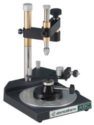 Parallelometer B mit einem beweglichen Arm   günstig bestellen bei WEBER DENTAL STUTTGART