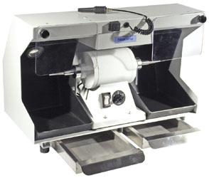 Polybox Station Tisch-Poliereinheit  komplett mit Poliermotor und Absaugung | günstig bestellen bei WEBER DENTAL STUTTGART