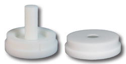 Muffelbasis XL = 300g Muffel Pressmuffelsystem für 16 mm Pellet | günstig bestellen bei WEBER DENTAL STUTTGART