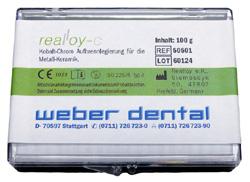Realloy-C - 100 g Box  | günstig bestellen bei WEBER DENTAL STUTTGART