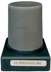 S-U-Transpawachs grau, mittelhart 45 g Kegelfür Cervicalrand, Kronen, Kauflächen, Sekundärteile | günstig bestellen bei WEBER DENTAL STUTTGART