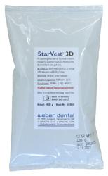 StarVest 3D - Testpackung  | günstig bestellen bei WEBER DENTAL STUTTGART