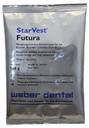 Probe StarVest Futura in 160 g Portionsbeutel  | günstig bestellen bei WEBER DENTAL STUTTGART