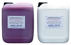 SUPERIUM Dubliersilikon soft 2x 6 kg Kanister | günstig bestellen bei WEBER DENTAL STUTTGART