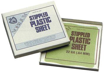 0,5 mm Stippled Plastic Sheet - genarbte Platten-Flexetten | günstig bestellen bei WEBER DENTAL STUTTGART