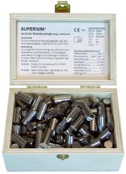 SUPERIUM modell-EH - 1 kg Holzkiste  | günstig bestellen bei WEBER DENTAL STUTTGART