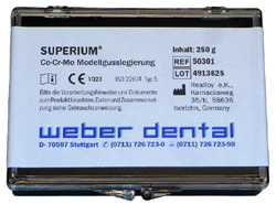 SUPERIUM modell-EH 250 g Box | günstig bestellen bei WEBER DENTAL STUTTGART