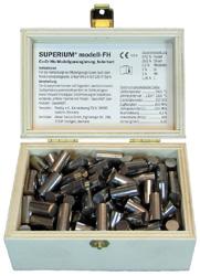 SUPERIUM modell-FH 1 kg Holzkiste | günstig bestellen bei WEBER DENTAL STUTTGART