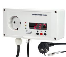 Kühlschrank Temperaturregler 5  | günstig bestellen bei WEBER DENTAL STUTTGART