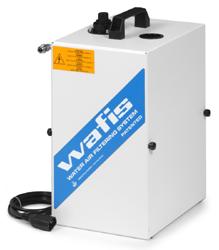 Feinstaubabsaugung mit Wasserfiltersystem WAFIS  | günstig bestellen bei WEBER DENTAL STUTTGART