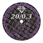 20 - 0,3 mm Trennscheibe mit Diamantkorn für Keramik und Zirkon | günstig bestellen bei WEBER DENTAL STUTTGART