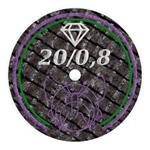 20 - 0,8 mm Trennscheibe mit Diamantkorn für Keramik und Zirkon | günstig bestellen bei WEBER DENTAL STUTTGART