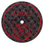 22 - 0,2 mm Trennscheibe mit Glasfaserverstärkung für alle EM + NEM Legierungen | günstig bestellen bei WEBER DENTAL STUTTGART