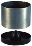 9er  StarVest Muffelsystem aus hitzefestem Edelstahl 9er Ring + Boden | günstig bestellen bei WEBER DENTAL STUTTGART