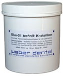 Blue-Sil technik Knetsilikon - 900 ml Dose  | günstig bestellen bei WEBER DENTAL STUTTGART