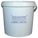 Blue-Sil technik Knetsilikon - 5,5 l Eimer  | günstig bestellen bei WEBER DENTAL STUTTGART
