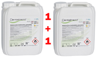 Dentalrapid SD liquid - 2 x 5 Liter Kanister  | günstig bestellen bei WEBER DENTAL STUTTGART