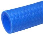 Druckluftschlauch blau, Gewebeummantelt,  innen 6 mm, außen 8,2 mm | günstig bestellen bei WEBER DENTAL STUTTGART