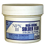 NPX-III High-Fusing Solder Flux, Dose 56,7 g Flussmittel für hochschmelzende Legierungen | günstig bestellen bei WEBER DENTAL STUTTGART