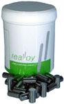 Realloy-C, CoCr Aufbrennlegierung, 1kg für die Kronen-, Brücken-, Teleskop-Technik