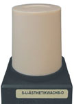 S-U-Ästhetikwachs-O, beige, hart 45 g Kegel, für Kronen, Inlays, Kauflächen | günstig bestellen bei WEBER DENTAL STUTTGART