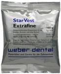StarVest Extrafine 6,4 kg in 160 g Portionsbeutel  | günstig bestellen bei WEBER DENTAL STUTTGART
