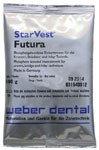 StarVest Futura 5 kg in 100 g Portionsbeutel  | günstig bestellen bei WEBER DENTAL STUTTGART