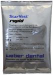 StarVest Rapid 6,4 kg in 160 g Portionsbeutel  | günstig bestellen bei WEBER DENTAL STUTTGART