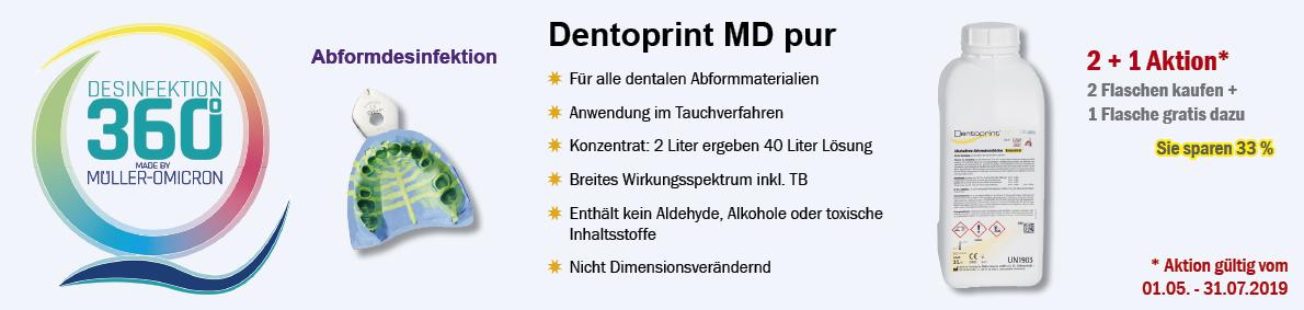Desinfektion slide