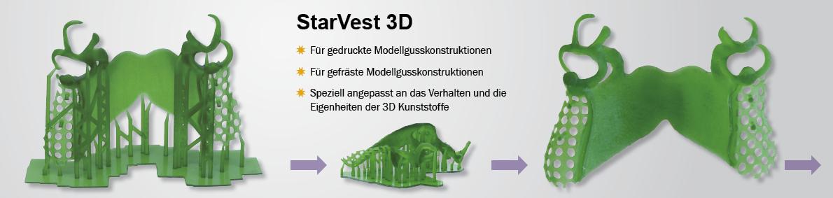 zur StarVest 3D slide